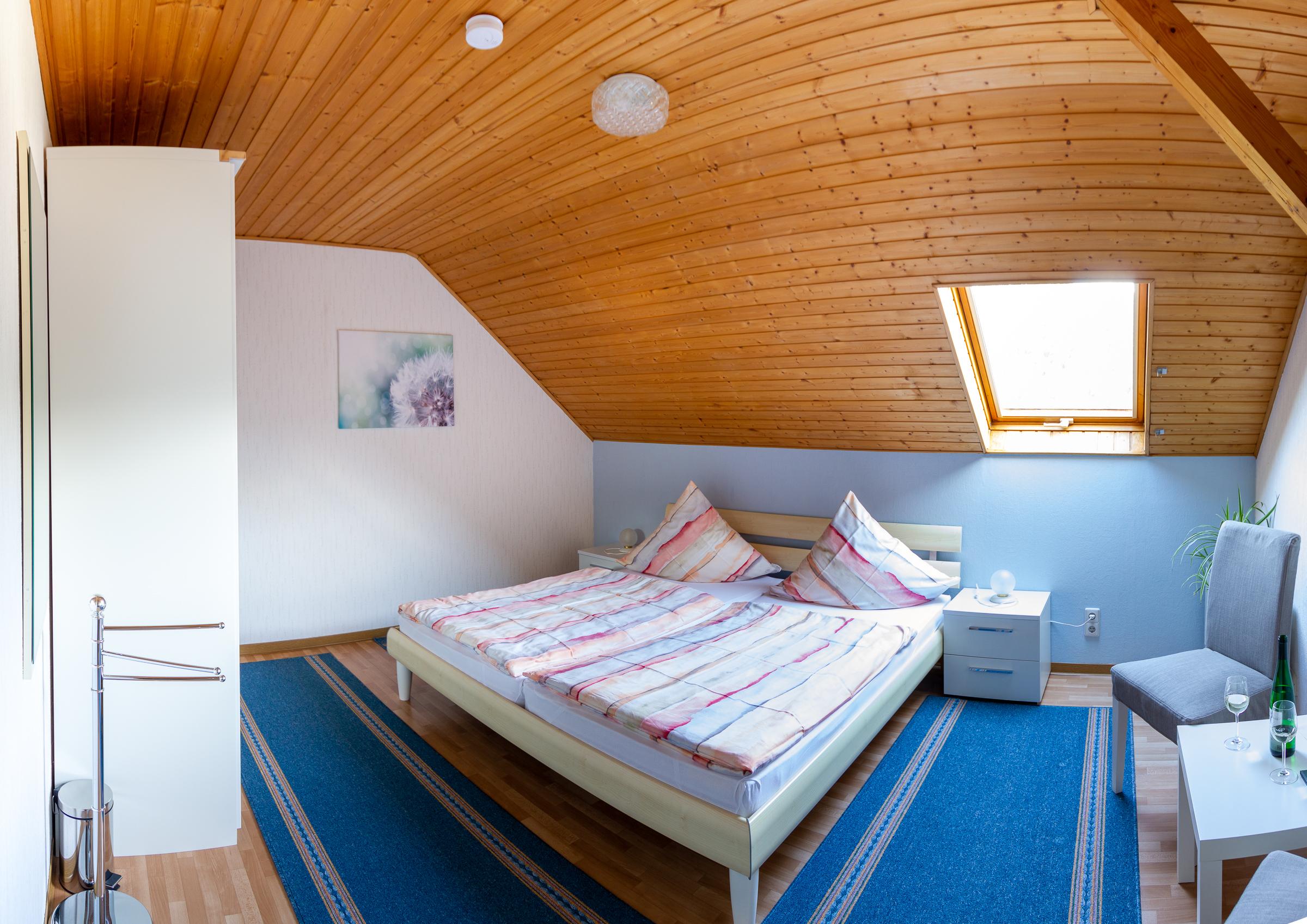 Beispiel Schlaf-Zimmer