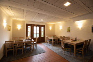 Der Moderne Essens Raum